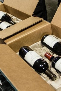 wine fulfillment shippers